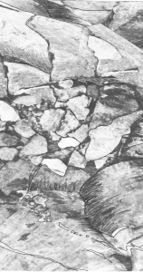 design for Nova Scotia rocks